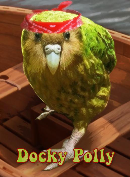 Docky Polly