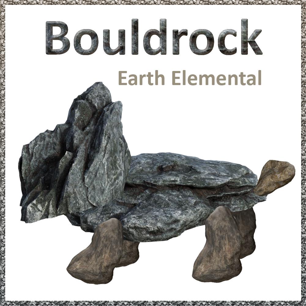 Bouldrock